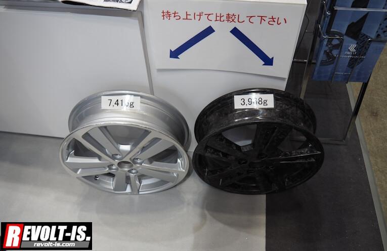 20190529_カーボンホイール_ラピート_軽量