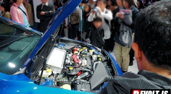 20191102_スバル_EJ20_エンジン_ファイナル_東京モーターショー