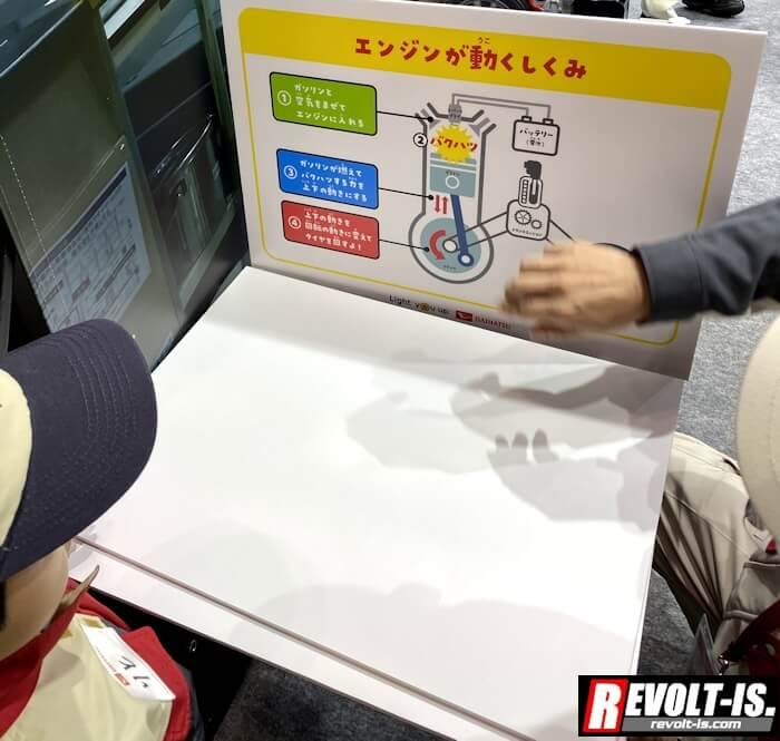 20200125_ダイハツ_エンジン組み立て体験_東京オートサロン_05
