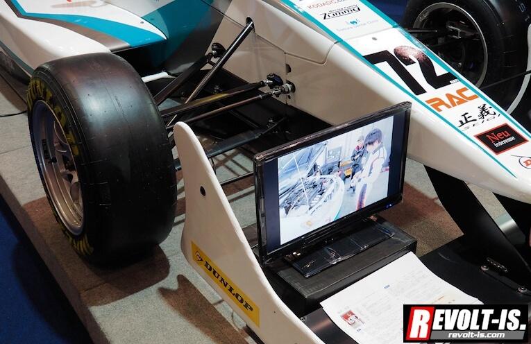 20200126_NATS日本自動車大学校_F4_東京オートサロン_モータースポーツ
