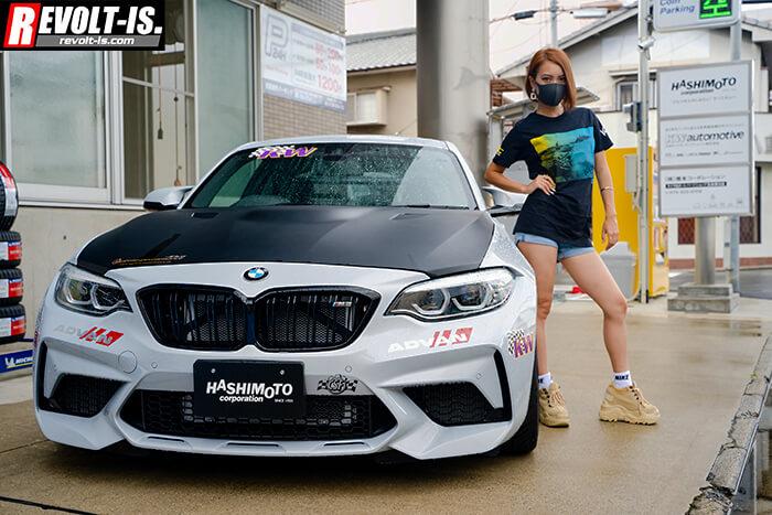20201101_橋本コーポレーション_KWサスペンション_BMW_F87_モデルai_01