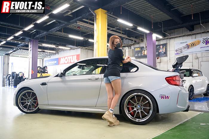 20201101_橋本コーポレーション_KWサスペンション_BMW_F87_モデルai_08