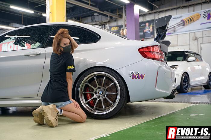 20201101_橋本コーポレーション_KWサスペンション_BMW_F87_モデルai_09