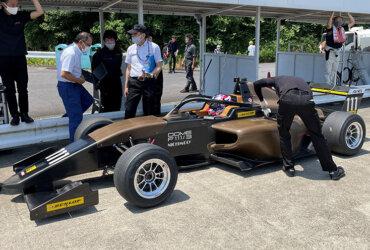 20210728_JMIA日本自動車レース工業会_Jsae_BCOMP_天然繊維プリプレグ_フォーミュラリージョナル_童夢_F1113